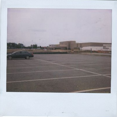 What's Left Of Coliseum Mall