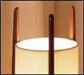 rumba lamp by Helena Pouch