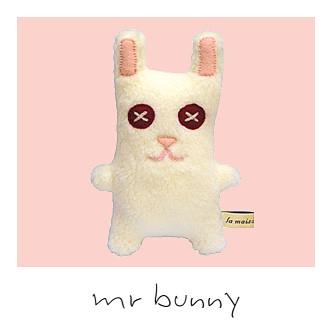 Mr Bunny La Maison de Lola