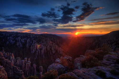 Inspiration Point Sunset