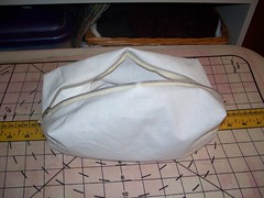 Muslin version - attempt 2 and math check