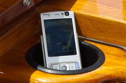 N95 Boat Navigation