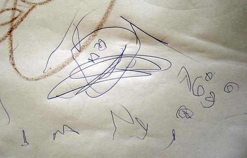 Declan's drawings
