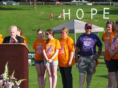 Wakefield Relay for Life