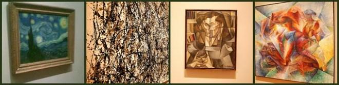 MoMA paintings
