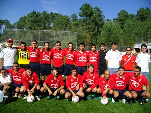 CD Maceda 2007/2008