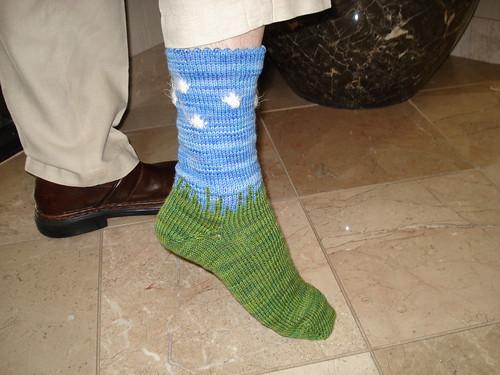 BigSkyMind Sock