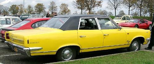 Rambler Renault 1967