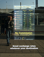 Self Portrait / Exchange Rates