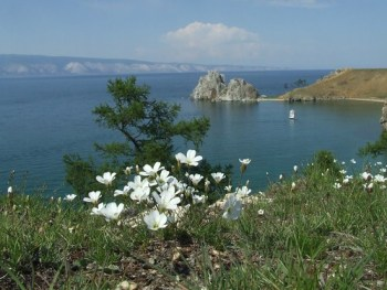 Baikal coast - Photo : lupus83