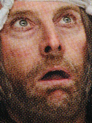 Frank Gallagher as Jesus