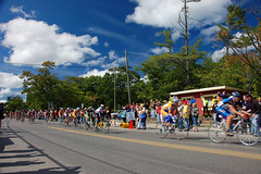 Tour de Lelanau. Men's sprint line in Glen Arbor, Michigan by cyoas55