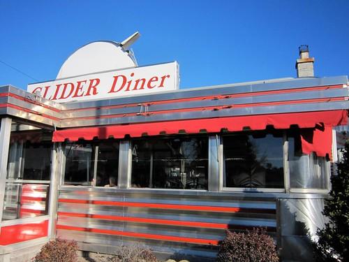 Glider Diner Exterior