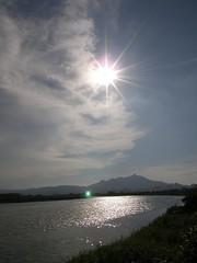 25.關渡平原的稻田與觀音山 (3)