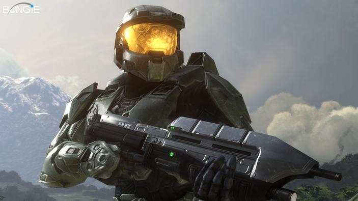 Halo 3 Campaign Screenshot