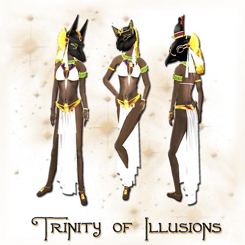 trinity of illusions