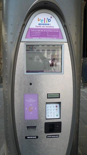 Velib Station