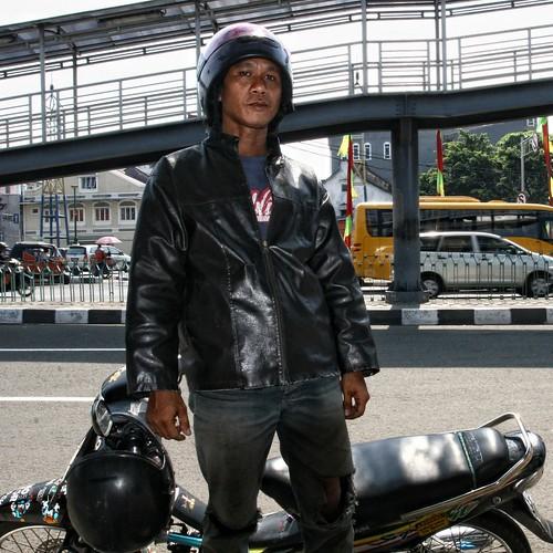 hendru, the ojeg driver