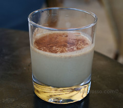 Tiramisu Iced Coffee - Caffe Shakerato al Tiramisu