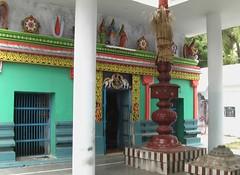Entrance to the sanctum sanctorum