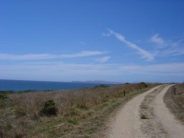 Edge of land & sea