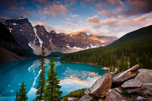 """Moraine Lake"" Photography ~ Workshop ~ Landscape ~"