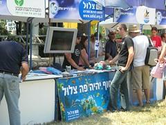 Zalul Live Earth Tel Aviv