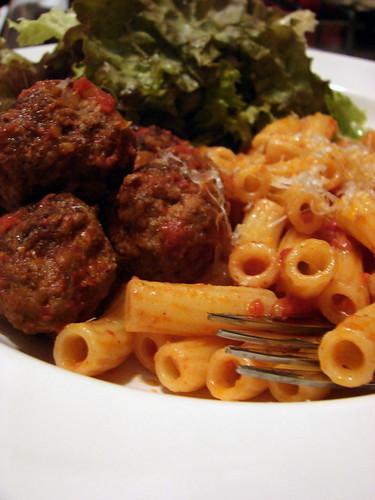 Dinner:  August 12, 2007