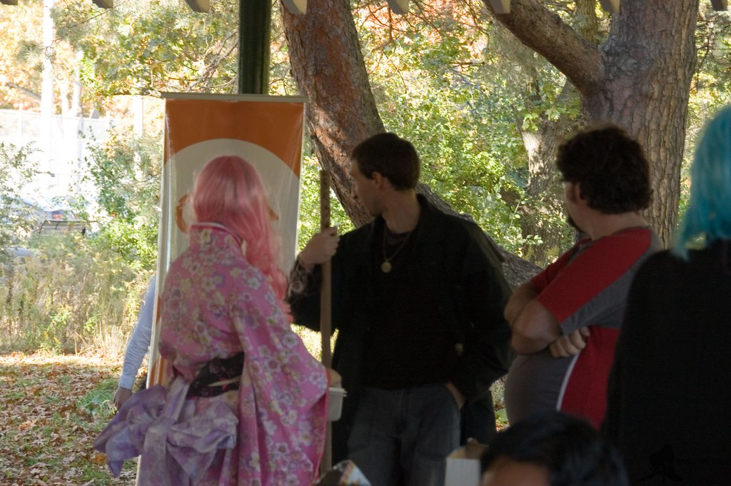 cosplay picnic high park 76