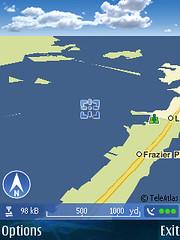 Nokia Maps Beta 3D