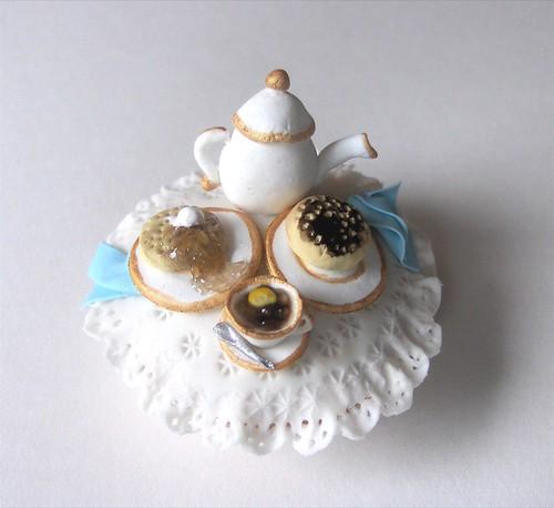 More tea Vicar ? by abbietabbie