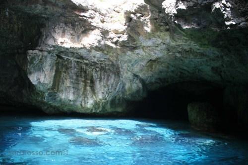 Marettimo grotto