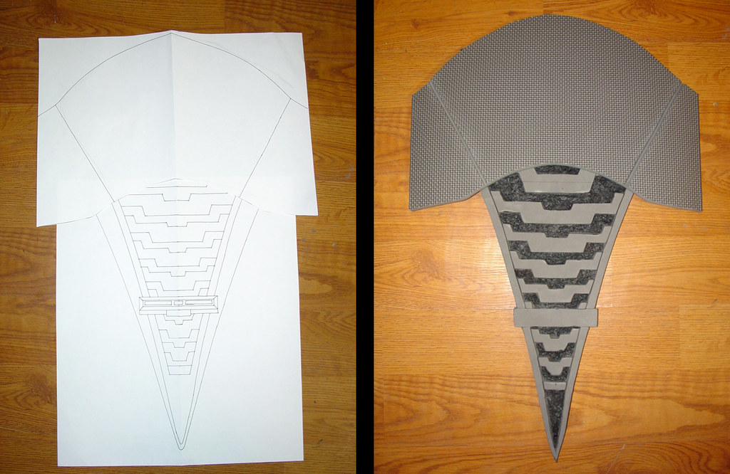 Mass effect 2 n7 armor build female update 1 evil fx for Mass effect 3 n7 armor template