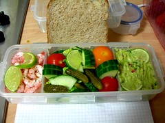 lunch 25/7/07