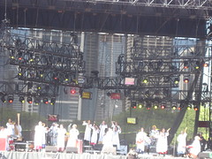 Lollapalloza Day 1 - Polyphonic Spree