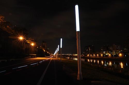 彩虹橋河畔