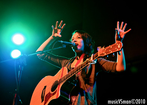 Kina Grannis @ Old Rock House - 11.06.10