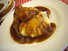 Sausage & Mashed Potato
