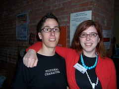 """MOCCA 07: Fictional Character Alison Bechdel (""""Fun Home"""") and Mikhaela Reid (""""Boiling Point"""")"""