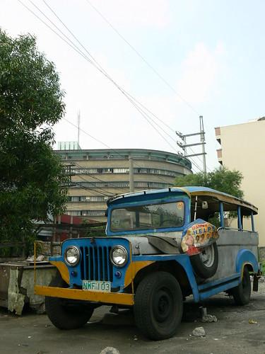 Jeepney_Vulcanize Shop