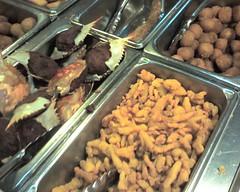 Fish on Buffet