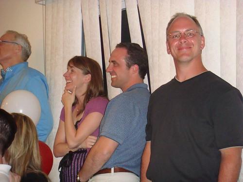 Dana, Andy, Kelly