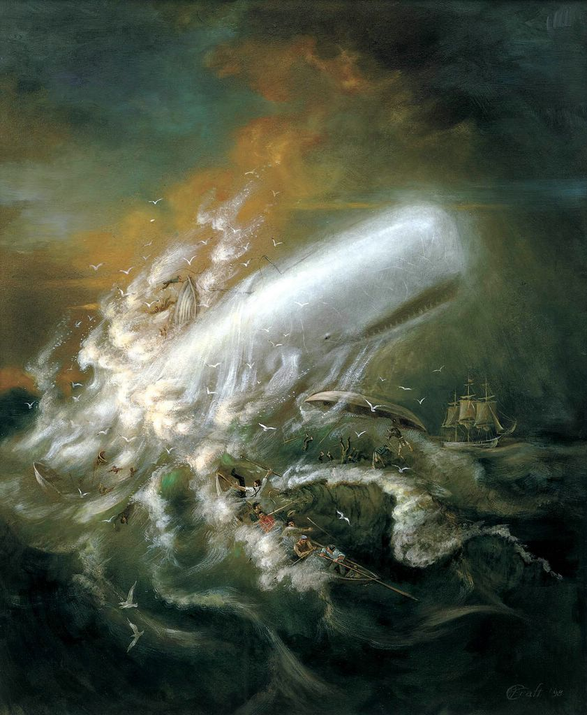 Ahab, The Call of the Wretched Sea