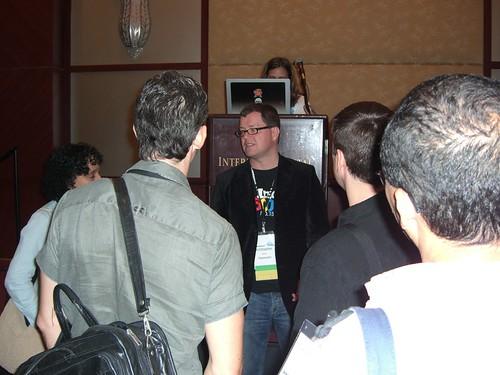 Kris Jones at Affiliate Summit