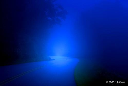 Misty Predawn Blues