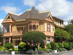 131 - The Gingerbread Mansion - B&B Ferndale - 20100526