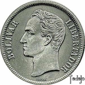 Un Bolívar Un Dólar | SIMON BOLIVAR