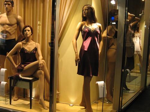 Lingerie Mannequins in Vienna
