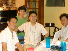 Manny, Kyle, Jerry, Dennis