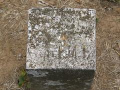 Captain Pleasant M. Hope, 46th TN. plot #33
